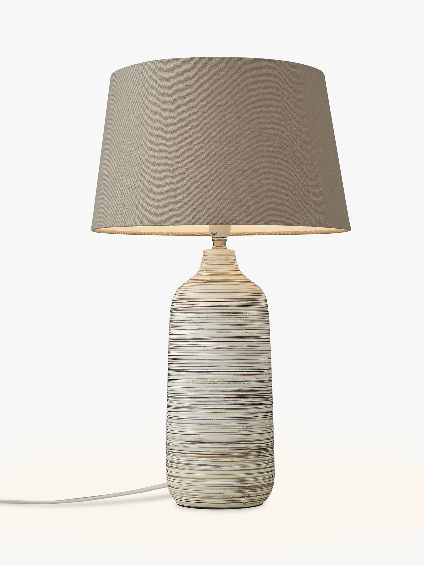 John Lewis Partners Frehel Table Lamp At John Lewis Partners