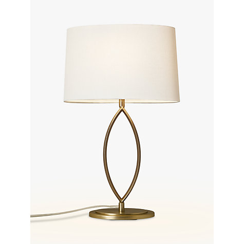 Buy john lewis lopez table lamp john lewis for Table lamp shades john lewis