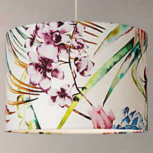 Buy Harlequin Paradise Lampshade Online at johnlewis.com