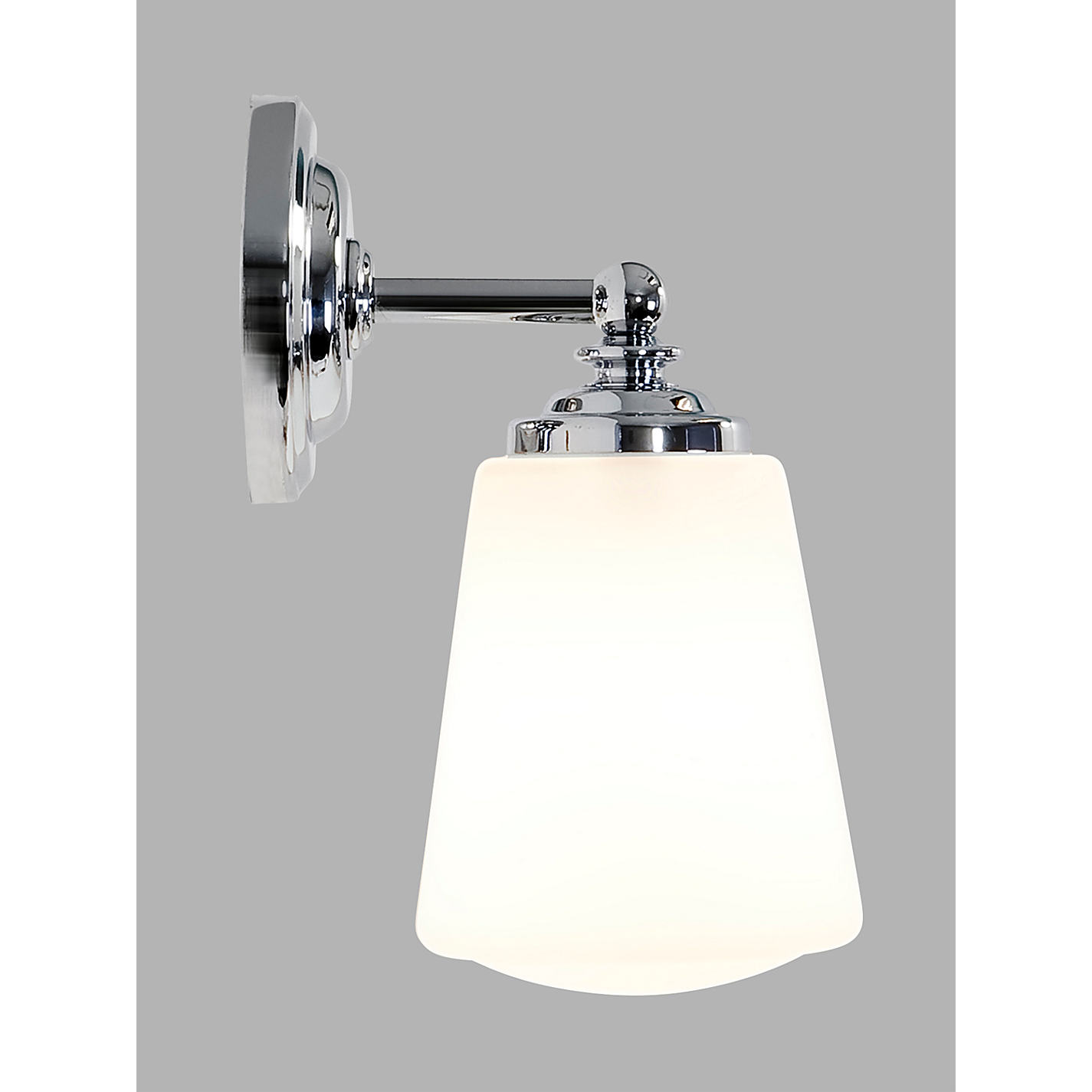 Bathroom Lights John Lewis buy astro anton bathroom wall light | john lewis