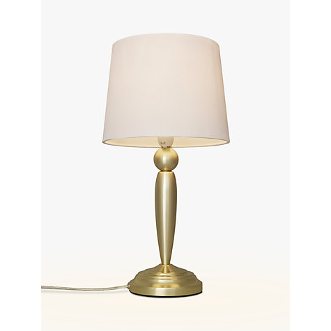 Buy john lewis andreya touch table lamp john lewis buy john lewis andreya touch table lamp online at johnlewis mozeypictures Gallery