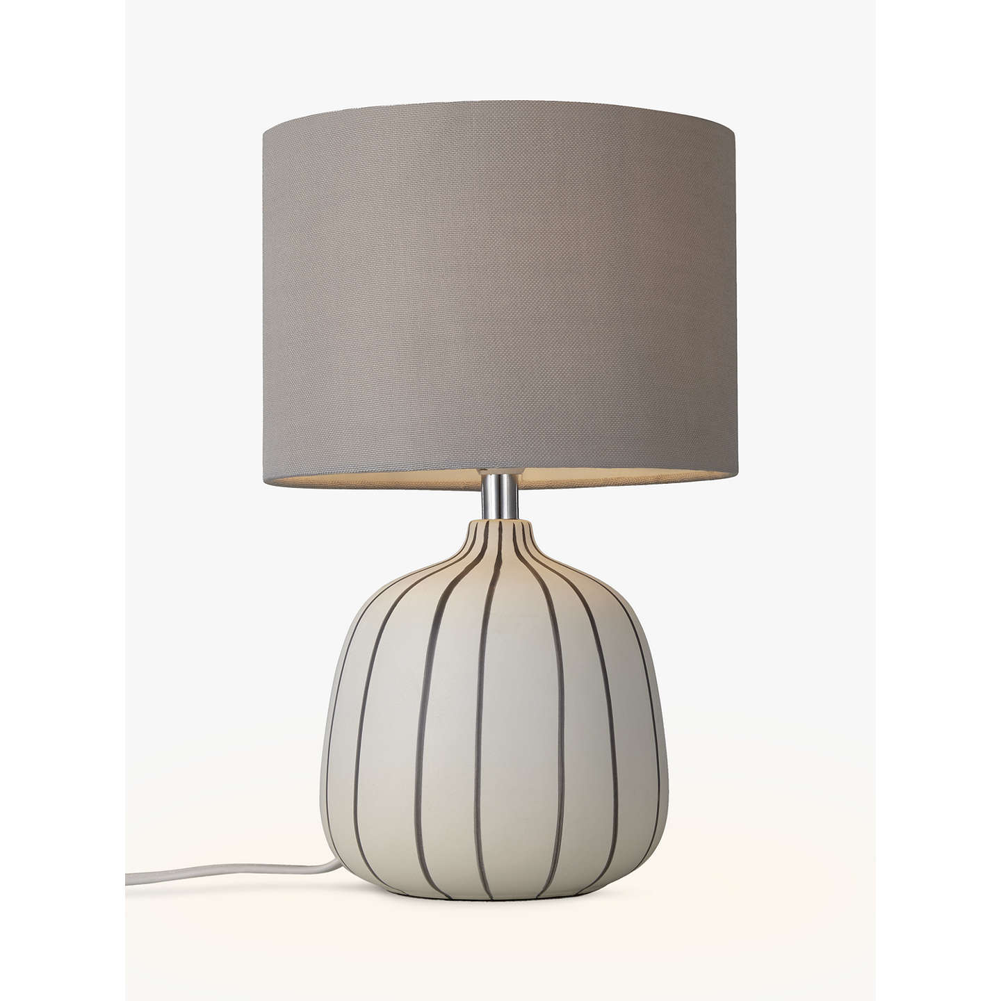 John lewis candy table lamp at john lewis buyjohn lewis candy table lamp online at johnlewis aloadofball Gallery