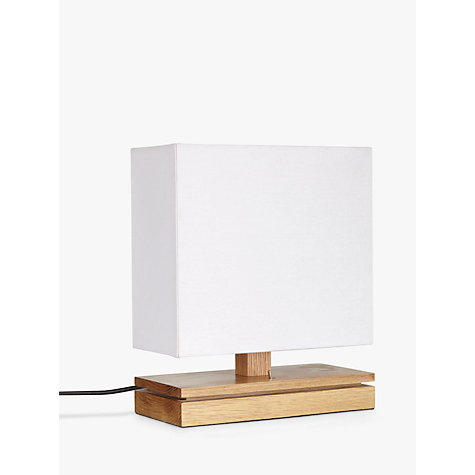 100 table lamp with usb port buy john lewis alma oak usb po