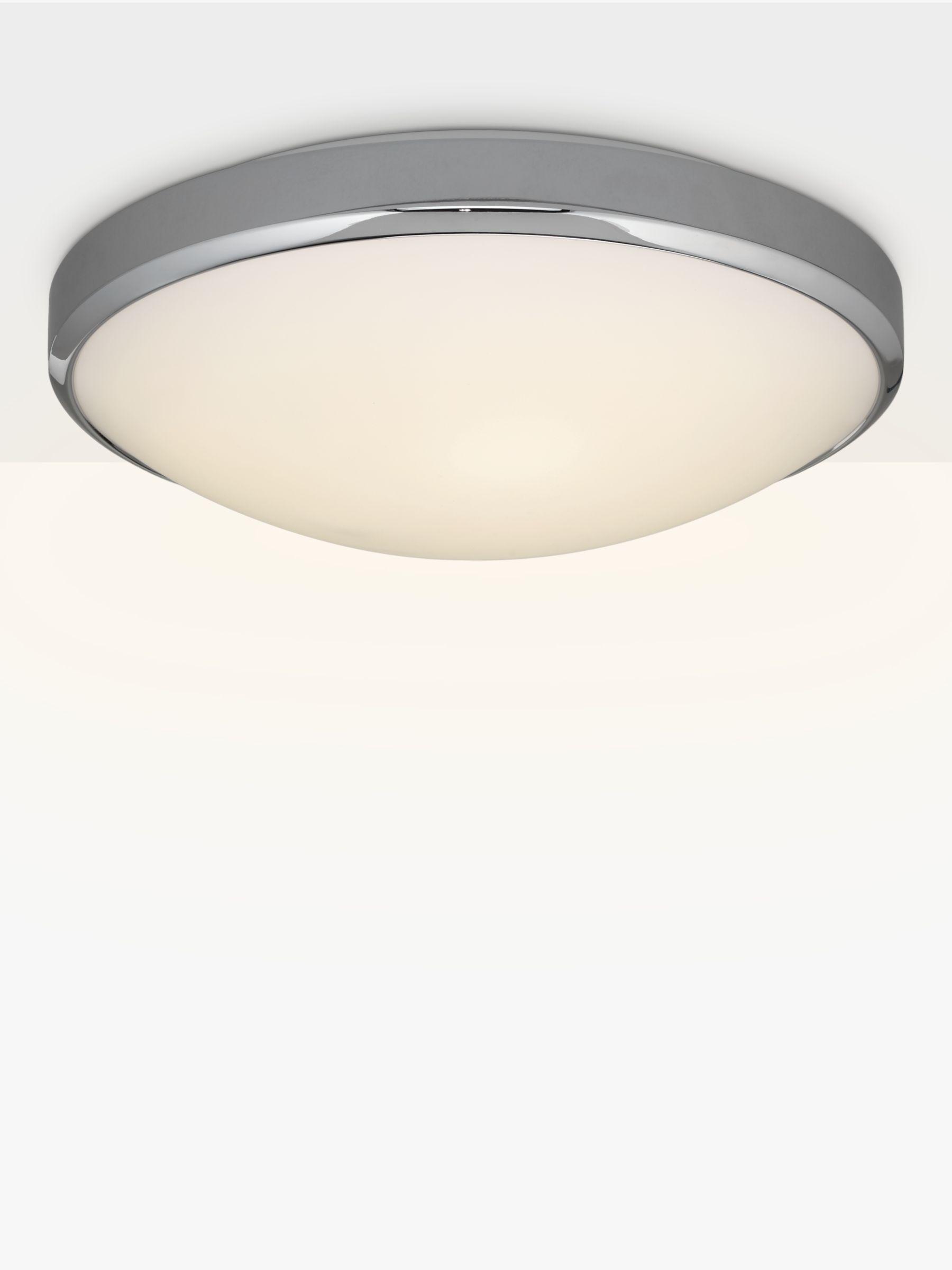 ASTRO Astro Osaka LED Bathroom Light, White/Chrome