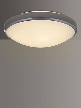 Astro Osaka LED Bathroom Light, White/Chrome