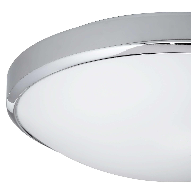 Astro osaka led bathroom light whitechrome at john lewis buyastro osaka led bathroom light whitechrome online at johnlewis aloadofball Gallery