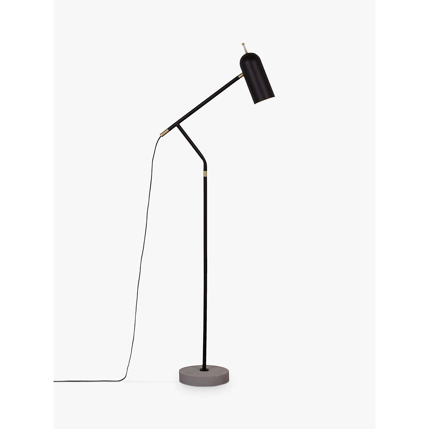 Buy design project by john lewis no045 led floor lamp john lewis buy design project by john lewis no045 led floor lamp online at johnlewis aloadofball Choice Image