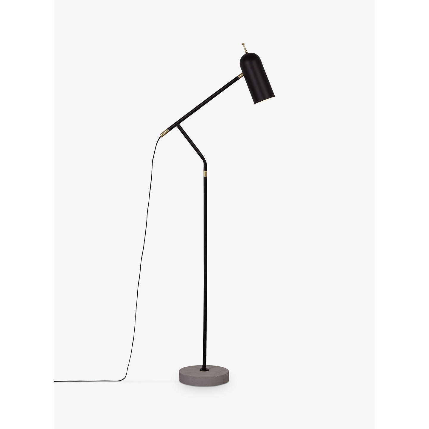 Design project by john lewis no045 led floor lamp at john for John lewis floor lamp reading