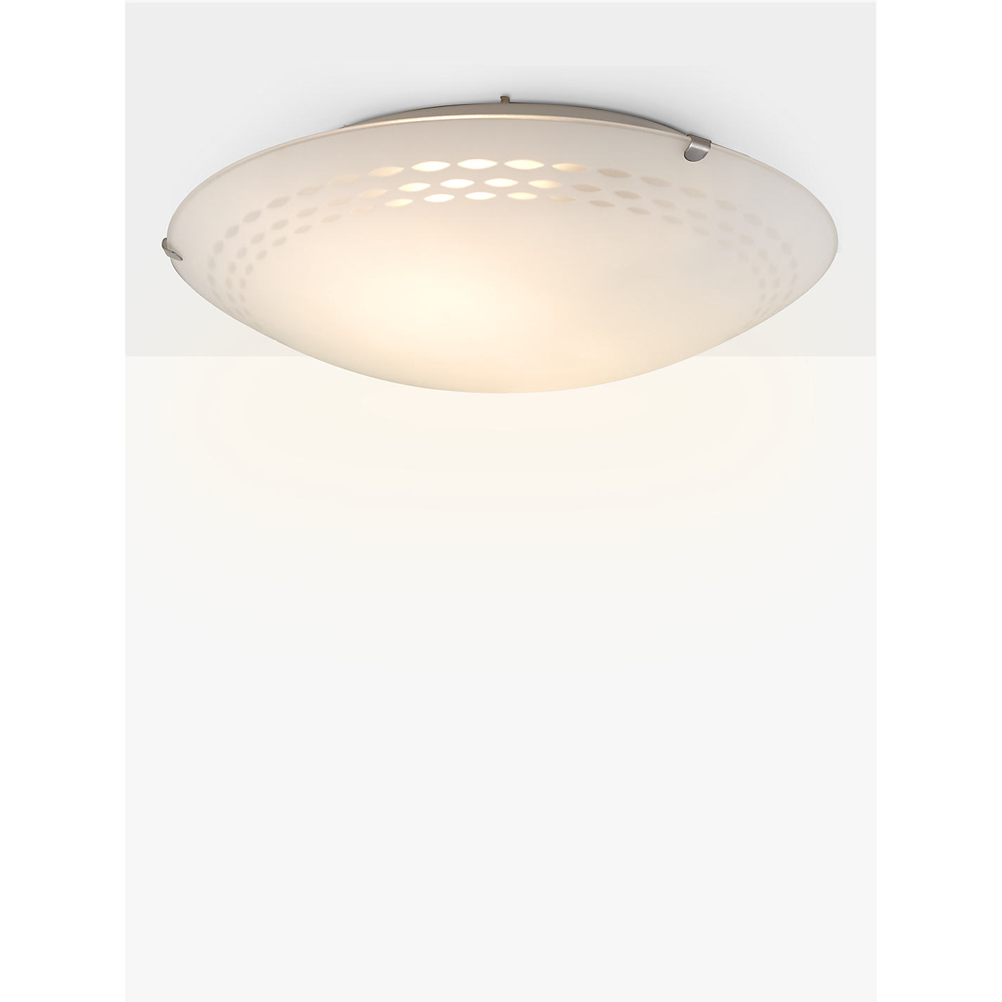 John Lewis White Ceiling Lights : Flush ceiling lights ble led bathroom