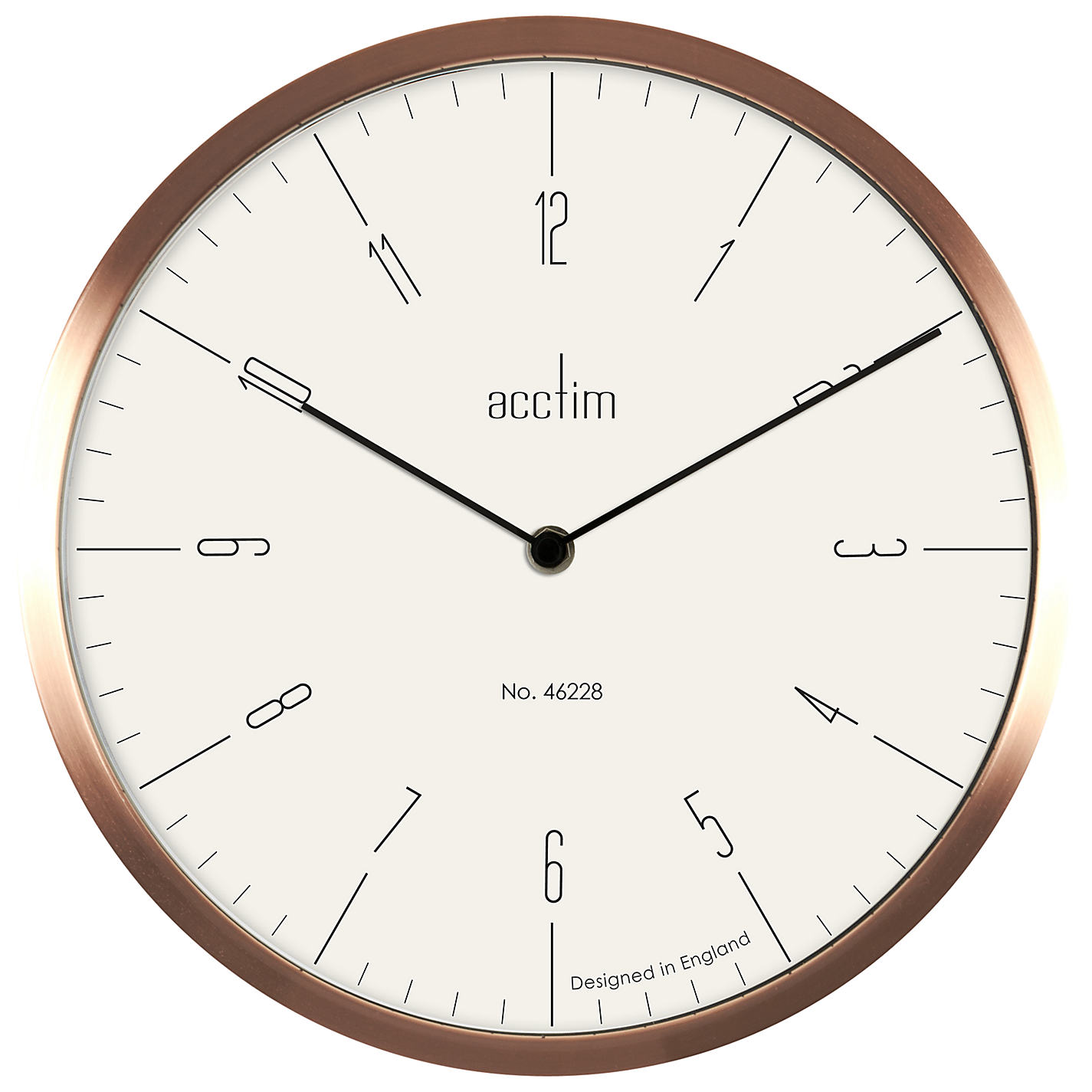 Where Can I Buy A Clock Part - 50: Buy Acctim Evo Wall Clock Online At Johnlewis.com ...