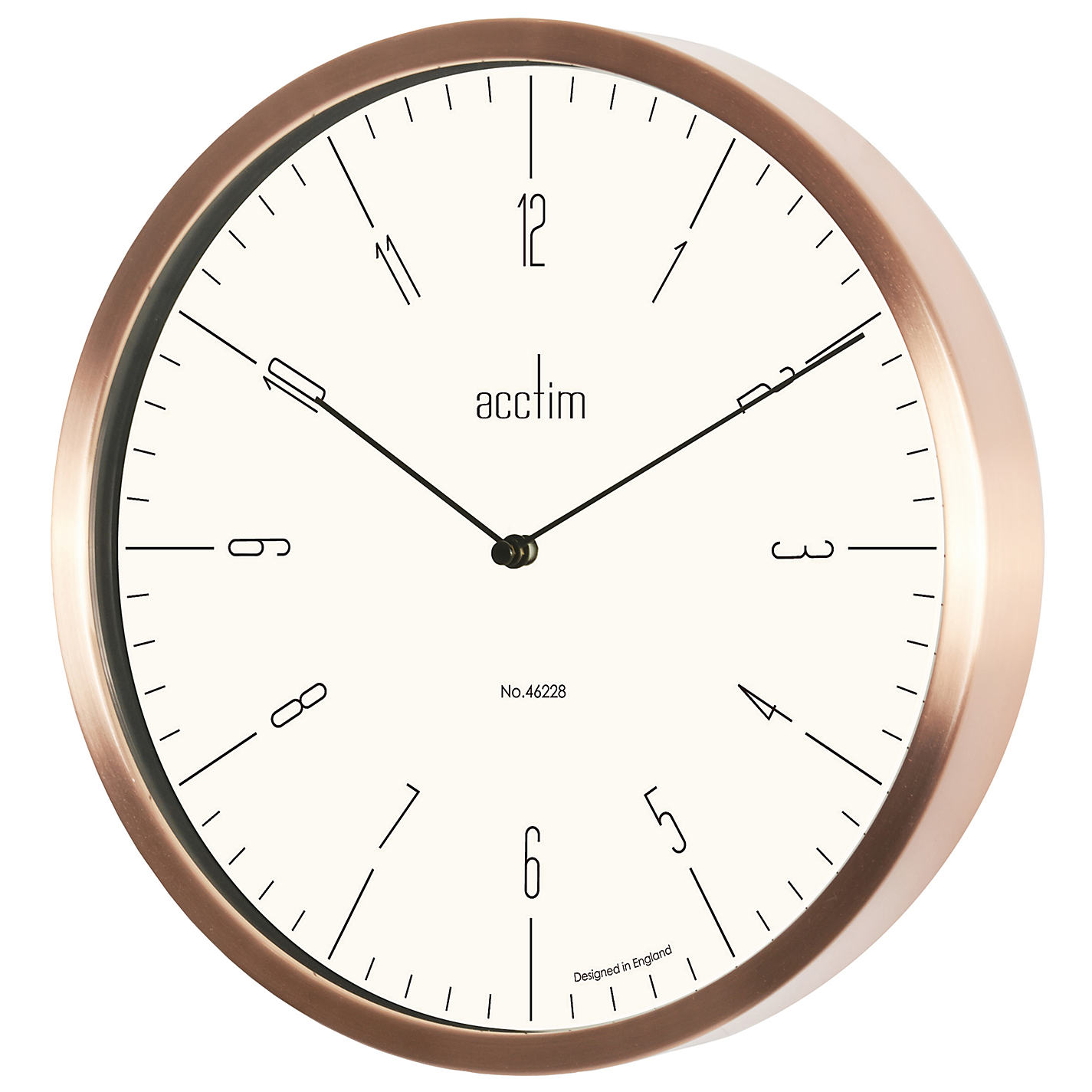 Buy Acctim Evo Wall Clock Online At Johnlewis