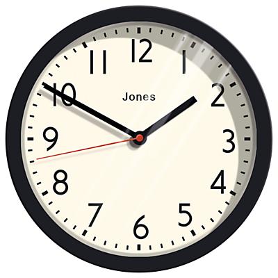 Jones Cosmos Wall Clock, Dia.25cm