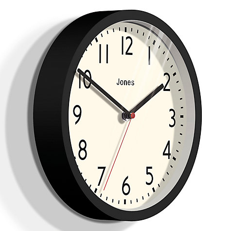 Buy Jones Cosmos Wall Clock Dia 25cm Online At Johnlewis