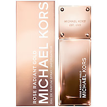 Buy Michael Kors Rose Radiant Gold Eau de Parfum Online at johnlewis.com