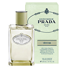 Buy Prada Les Infusions de Prada Vétiver Eau de Parfum, 100ml Online at johnlewis.com