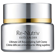 Buy Estée Lauder Re-Nutriv Ultimate Lift Rejuvenating Soft Crème, 50ml Online at johnlewis.com