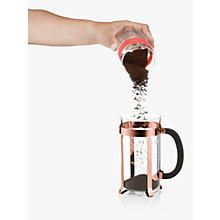 Buy Bodum Chambord Coffee Maker, 8 Cup, 1L Online at johnlewis.com