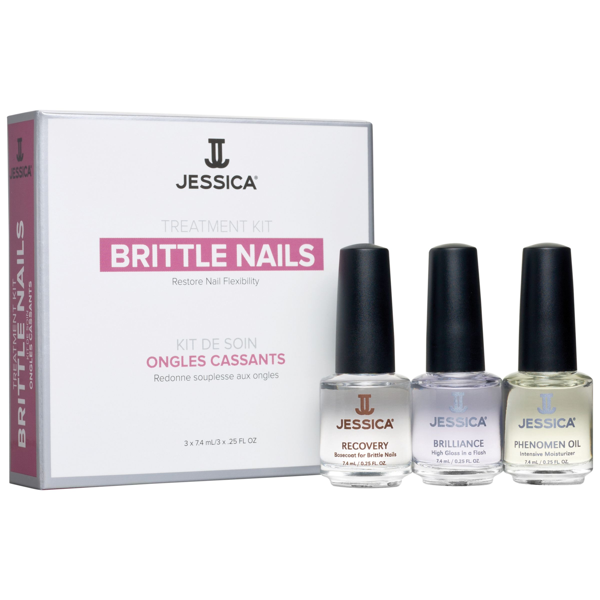 Jessica Jessica Brittle Nails Treatment Kit