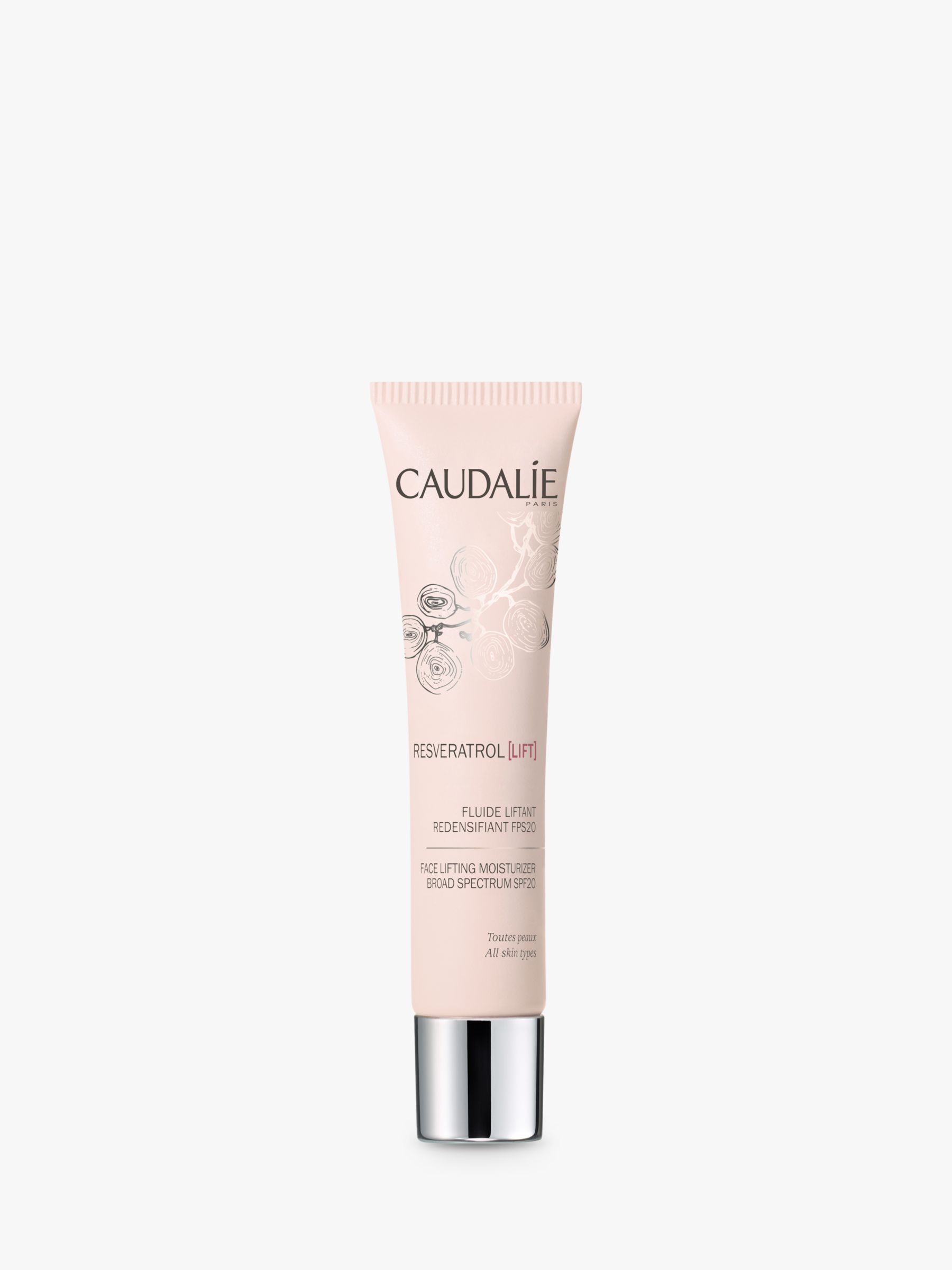 Caudalie Caudalie Resveratrol Lift Face Lifting Moisturiser Broad Spectrum SPF20, 40ml