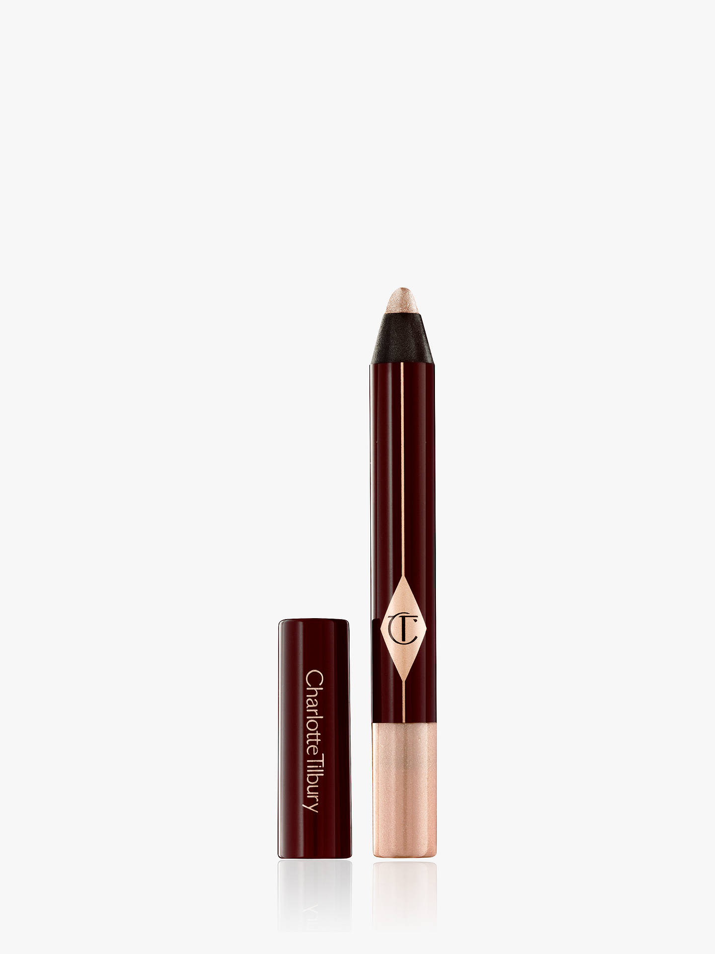 Buy Charlotte Tilbury Colour Chameleon Eyeshadow Pencil, Champagne Diamonds Online at johnlewis.com