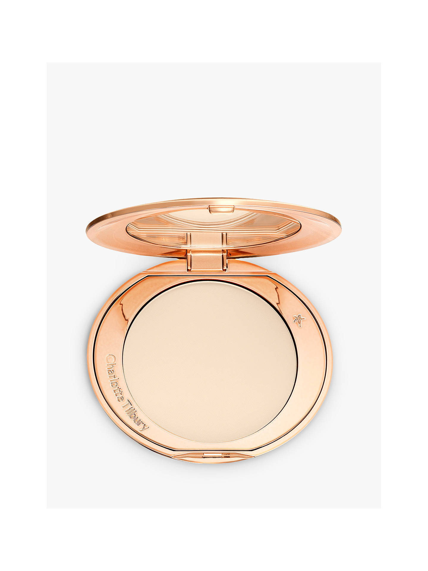 BuyCharlotte Tilbury Air Brush Flawless Finish Skin Perfecting Micro-Powder, 1 Fair Online at johnlewis.com