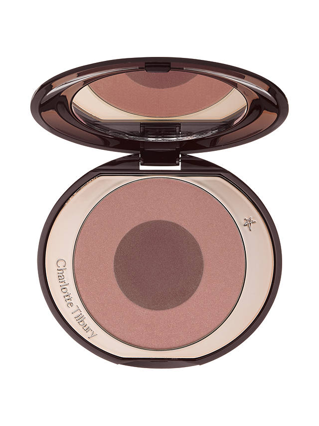 Buy Charlotte Tilbury Cheek to Chic Blusher, Sex On Fire Online at johnlewis.com
