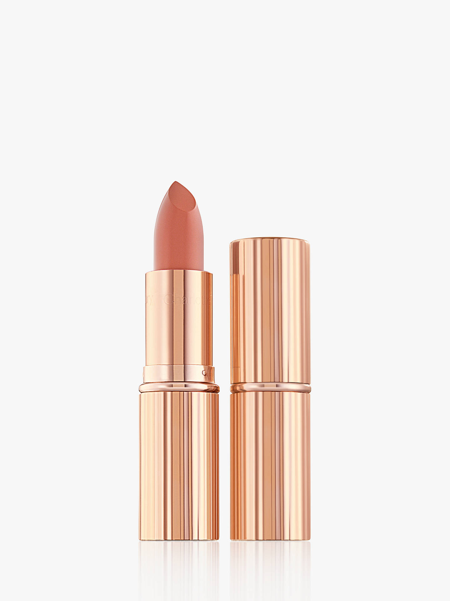 Buy Charlotte Tilbury K.I.S.S.I.N.G Lipstick, B-tch Perfect Online at johnlewis.com