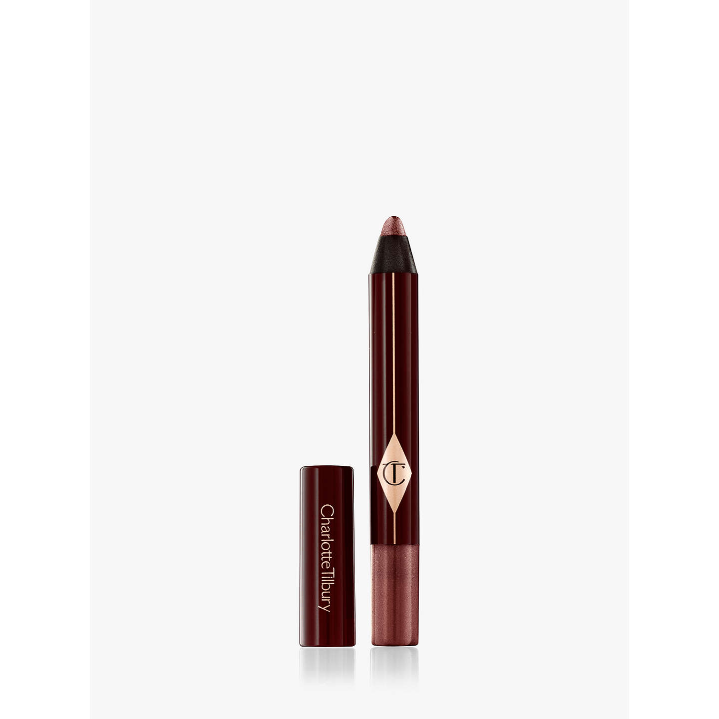 BuyCharlotte Tilbury Colour Chameleon Eyeshadow Pencil, Bronzed Garnet Online at johnlewis.com