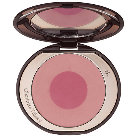 Buy Charlotte Tilbury Cheek to Chic Blusher Online at johnlewis.com