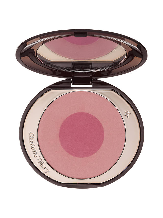 Buy Charlotte Tilbury Cheek to Chic Blusher, Love Is The Drug Online at johnlewis.com