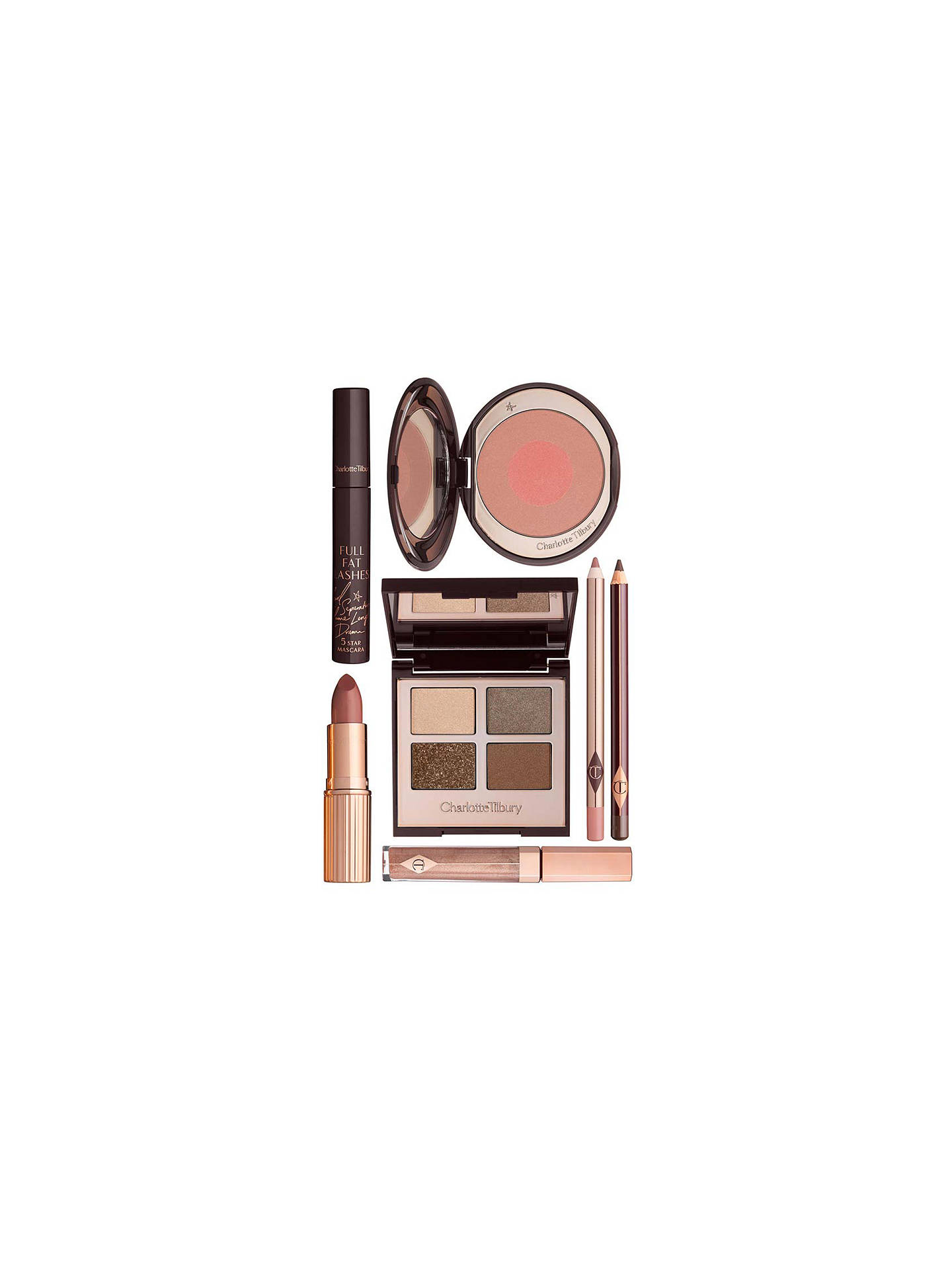 Buy Charlotte Tilbury Lip Lustre Lip Lacquer, Ibiza Nights Online at johnlewis.com