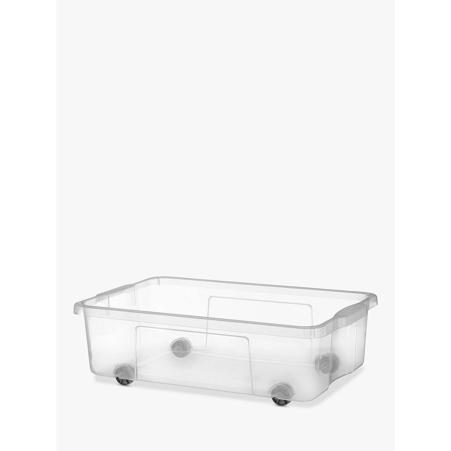 Buyjohn Lewis Under Bed Storage Box, 30L Online At Johnlewiscom