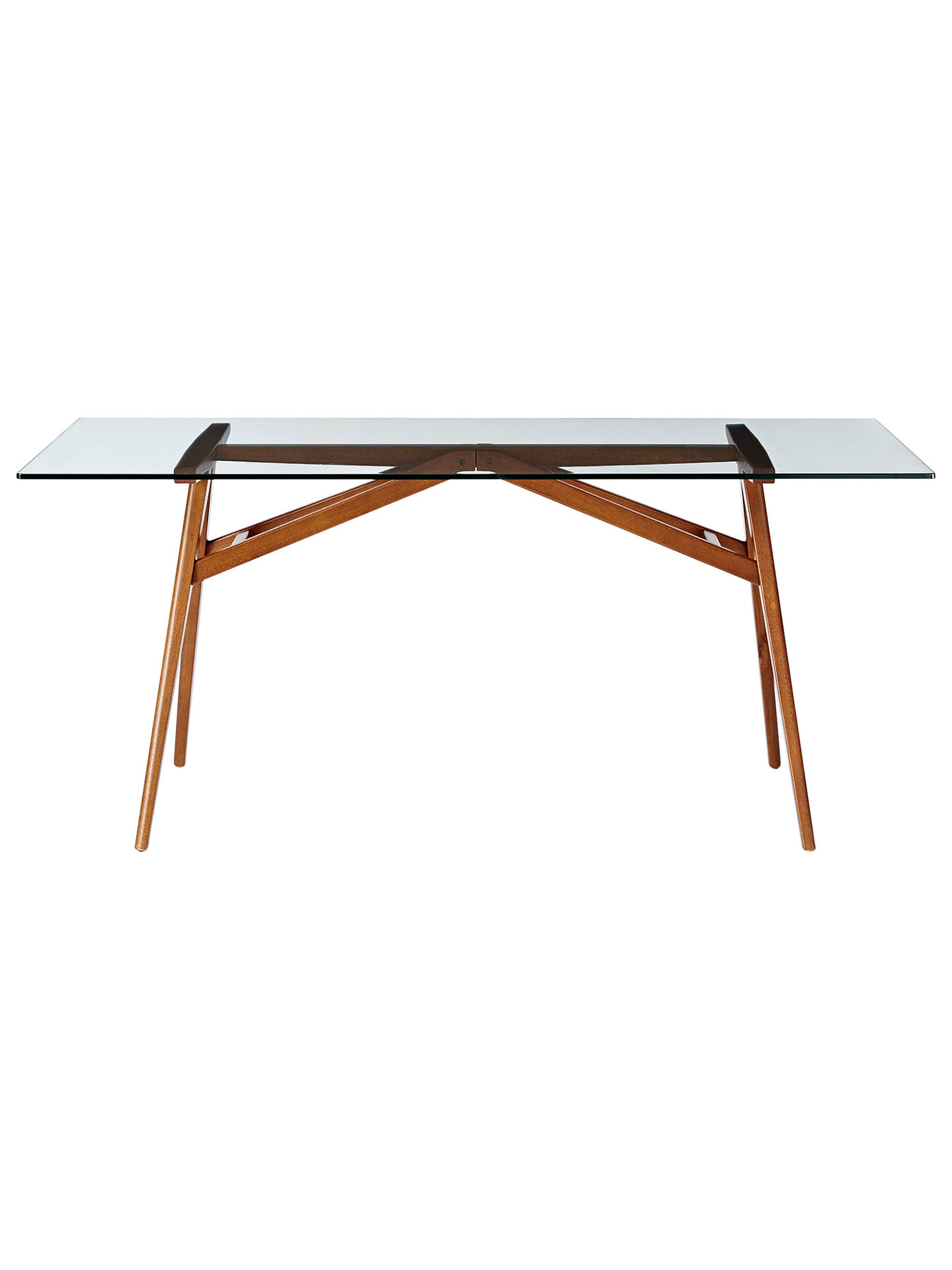 West Elm Jensen Dining Table At John Lewis Partners - West elm jensen dining table