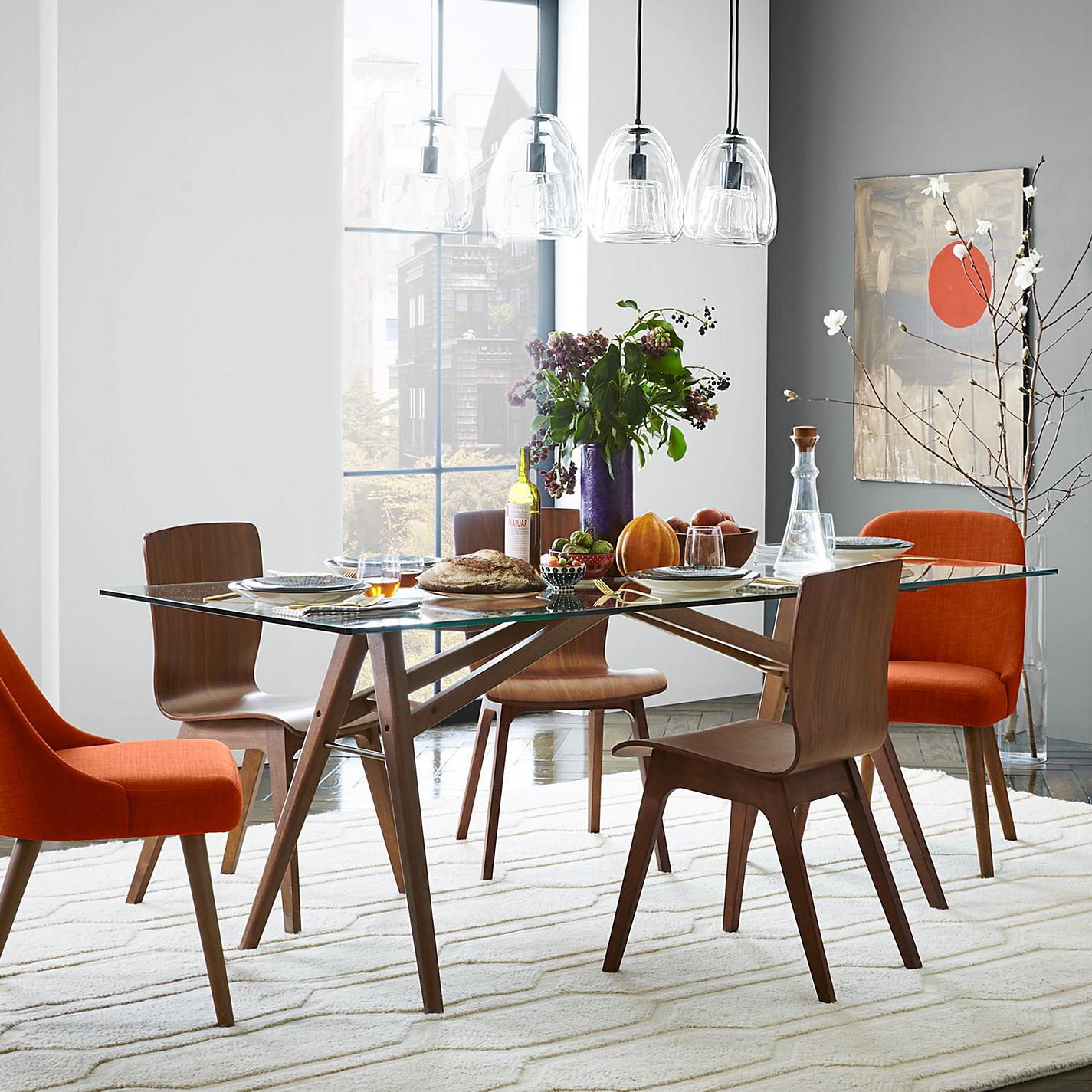 Buy West Elm Jensen Dining Table Online At Johnlewis