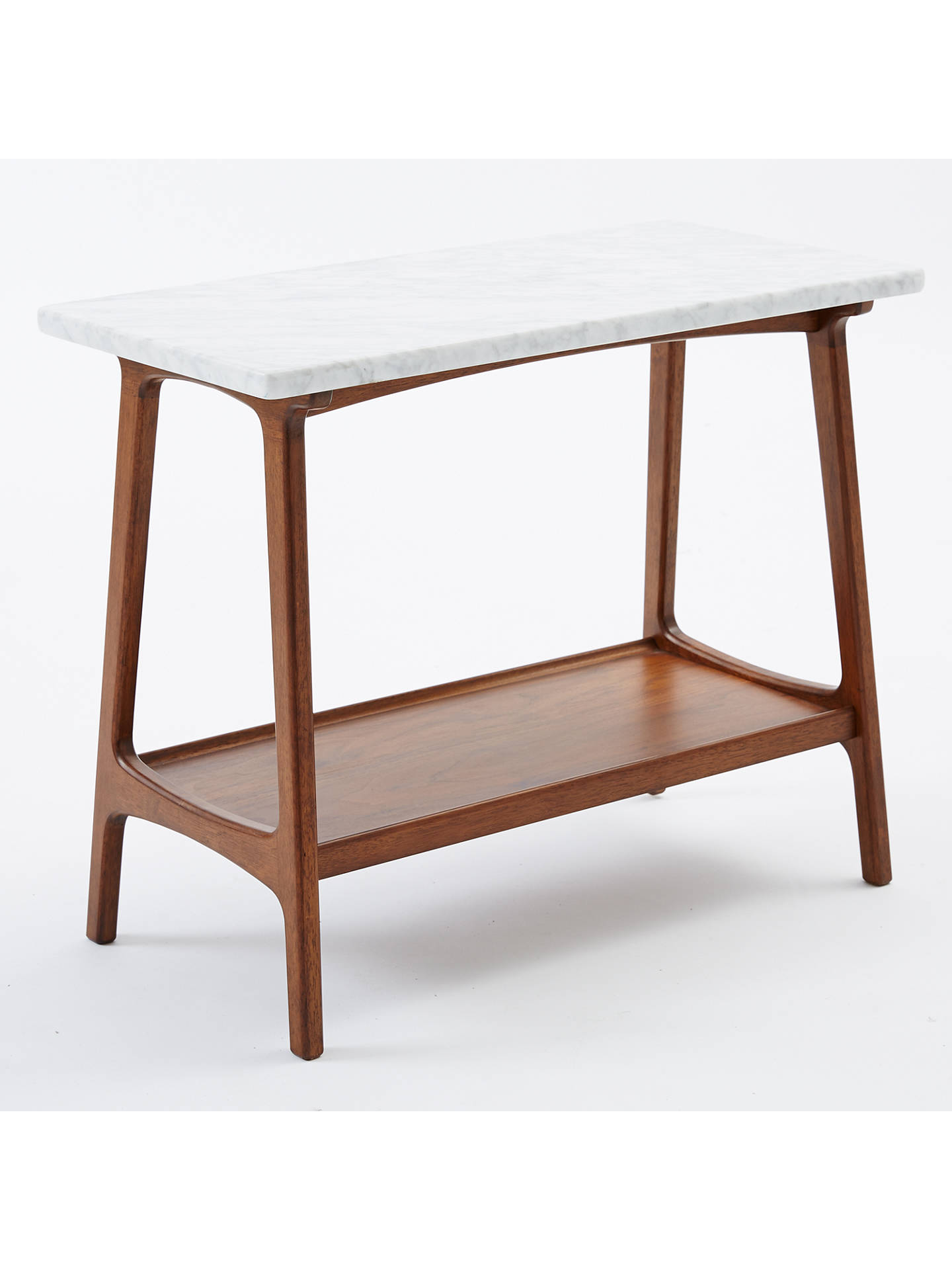 c9fad698bfe18 ... Buy west elm Reeve Mid-Century Side Table Online at johnlewis.com ...