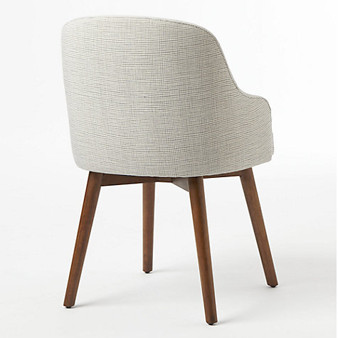saddle office chair. buy west elm midcentury office chair crosshatch steel online at johnlewiscom saddle