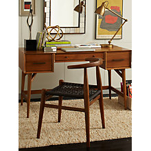 Buy west elm Mid-Century Office Furniture Range Online at johnlewis.com