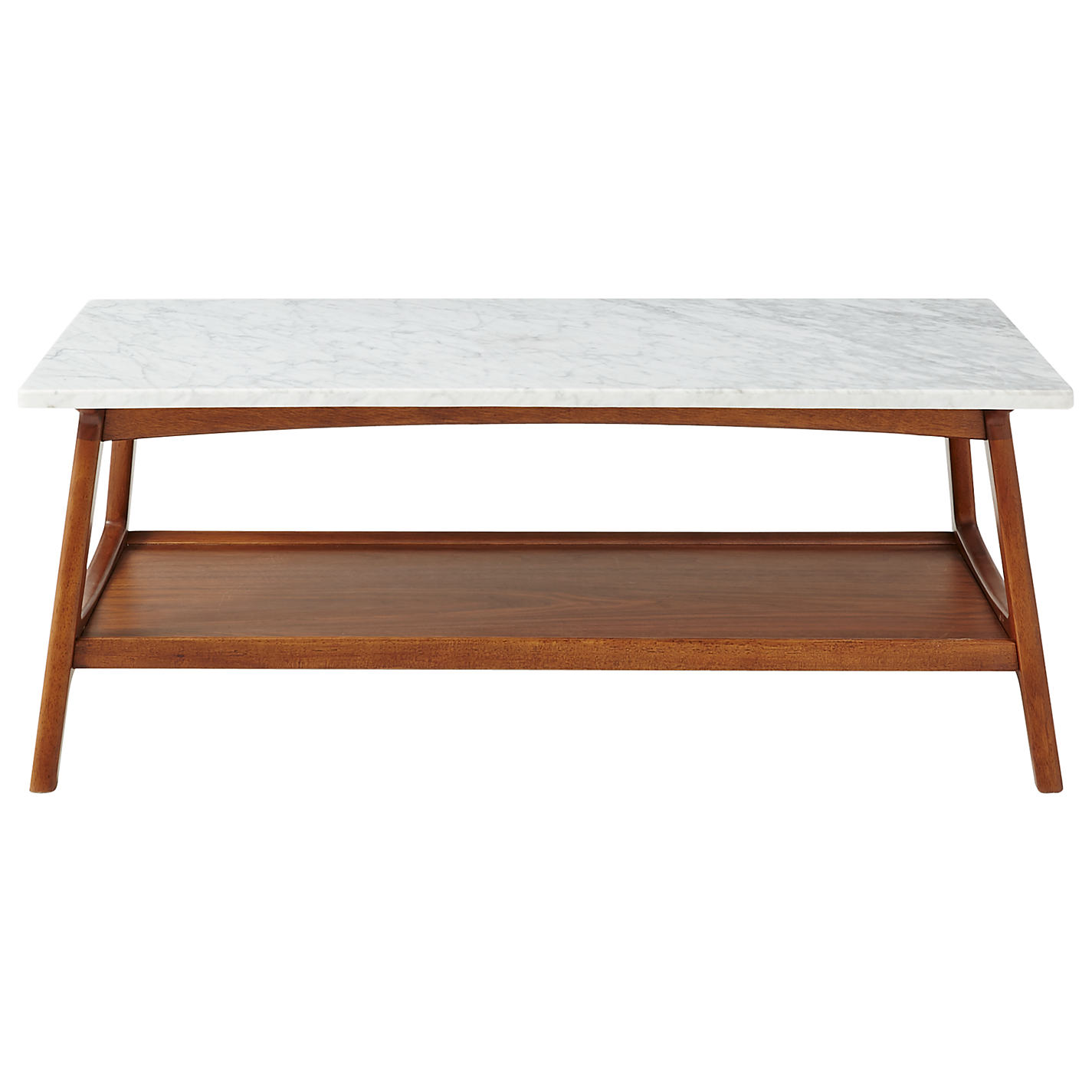 Buy west elm reeve mid century rectangular coffee table john lewis buy west elm reeve mid century rectangular coffee table online at johnlewis geotapseo Gallery