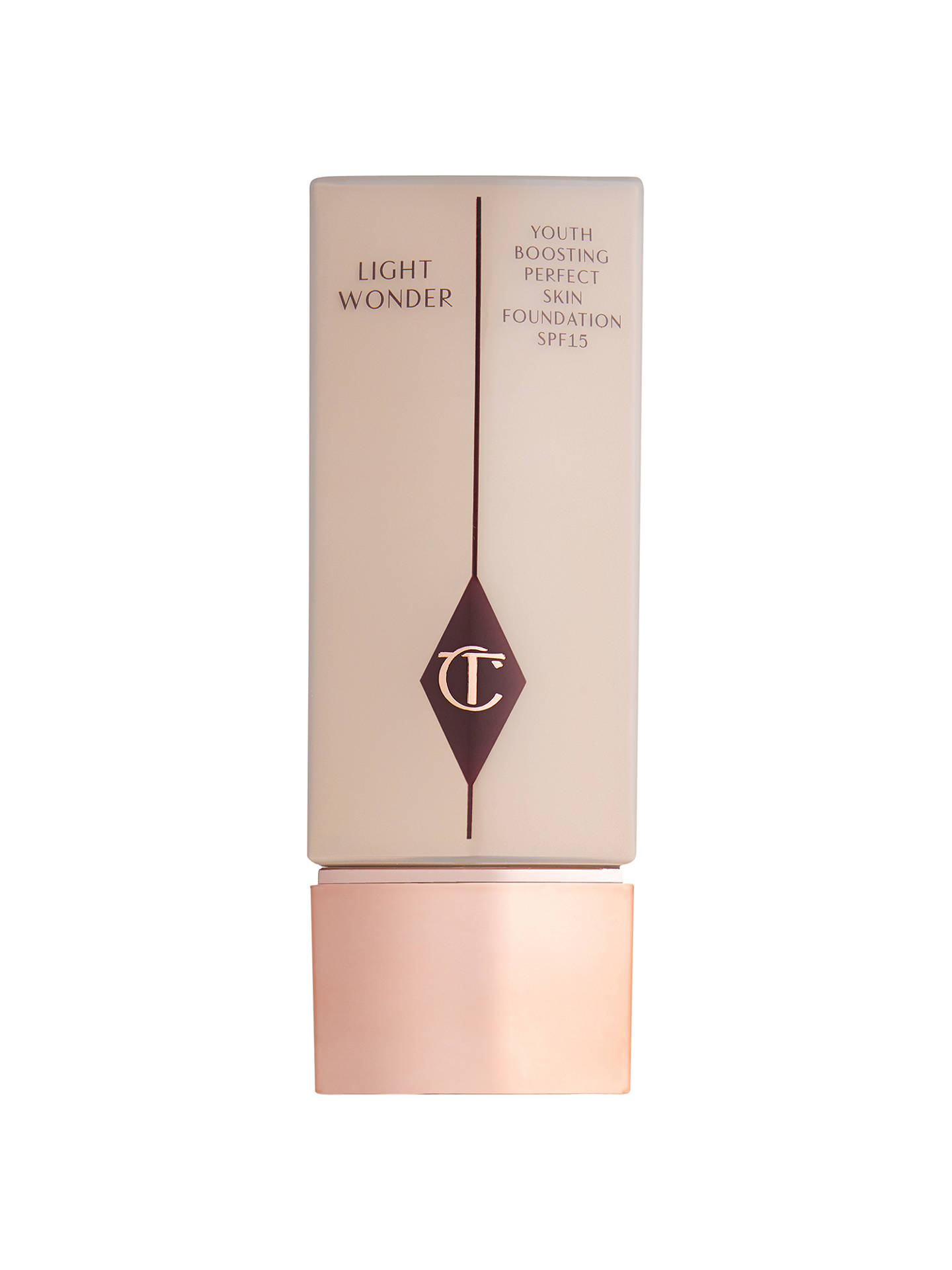 Buy Charlotte Tilbury Light Wonder Foundation, 2 Fair Online at johnlewis.com