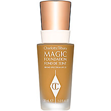 Buy Charlotte Tilbury Magic Foundation Online at johnlewis.com