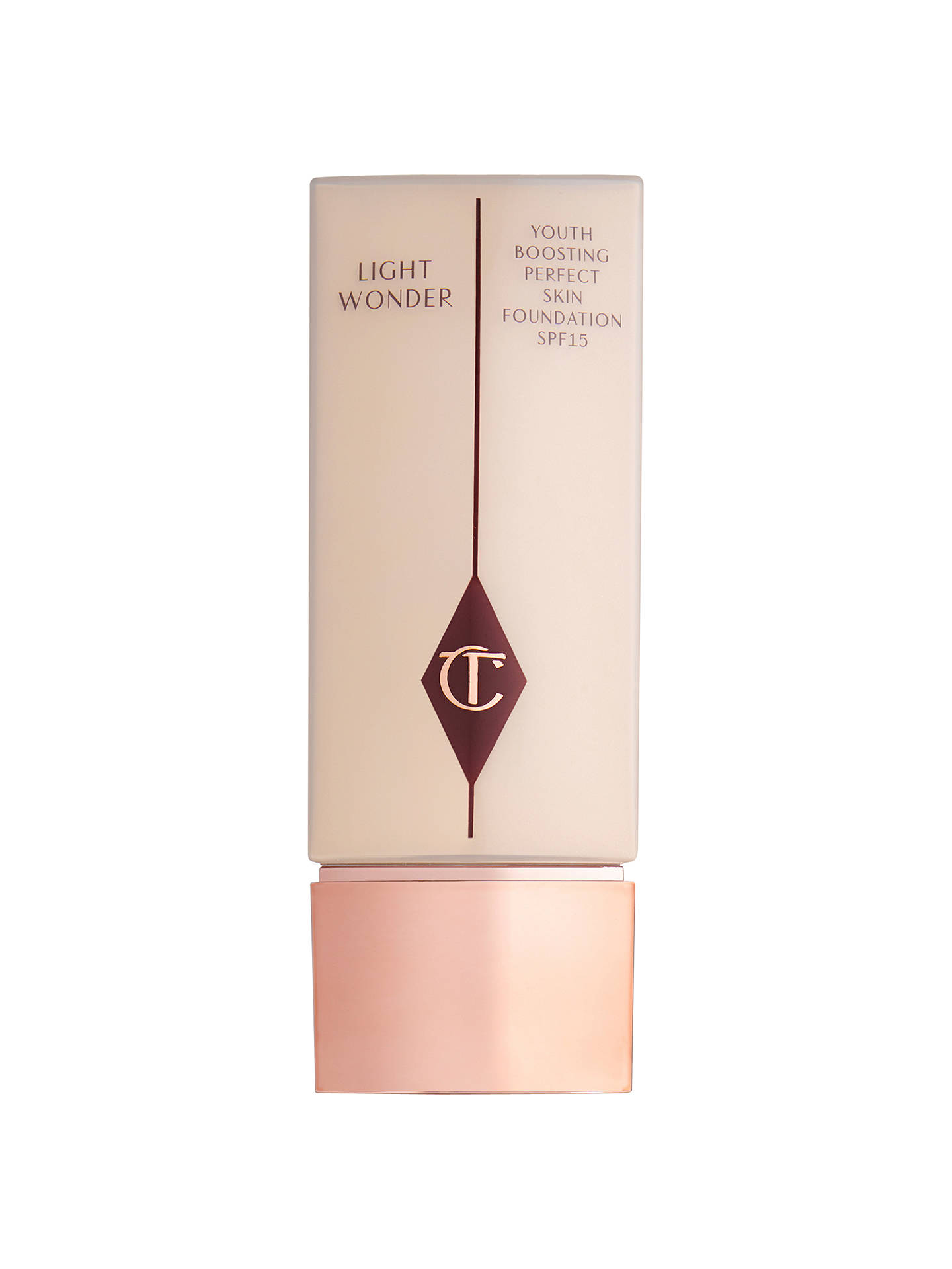 Buy Charlotte Tilbury Light Wonder Foundation, 1 Fair Online at johnlewis.com