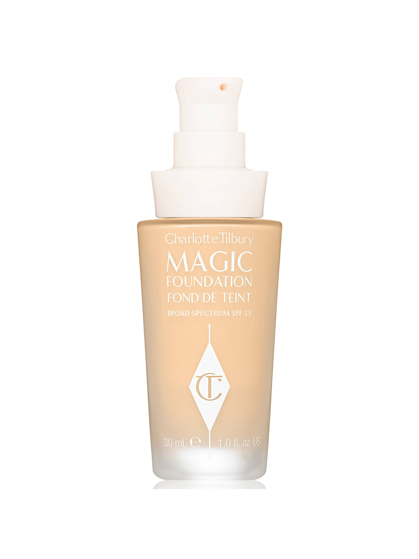 Buy Charlotte Tilbury Magic Foundation, 4 Online at johnlewis.com