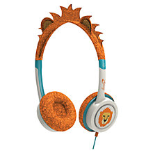 Buy ZAGG ifrogz Little Rockerz Children's Volume Limiting On-Ear Headphones Online at johnlewis.com