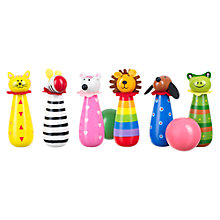 Buy Orange Tree Animal Skittles, Multi Online at johnlewis.com