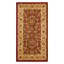 Buy John Lewis Syon Persian Rug, Red Online at johnlewis.com