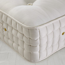 Buy John Lewis Natural Collection Goat Angora 12000 Pocket Spring Mattress, Medium, Small Double Online at johnlewis.com