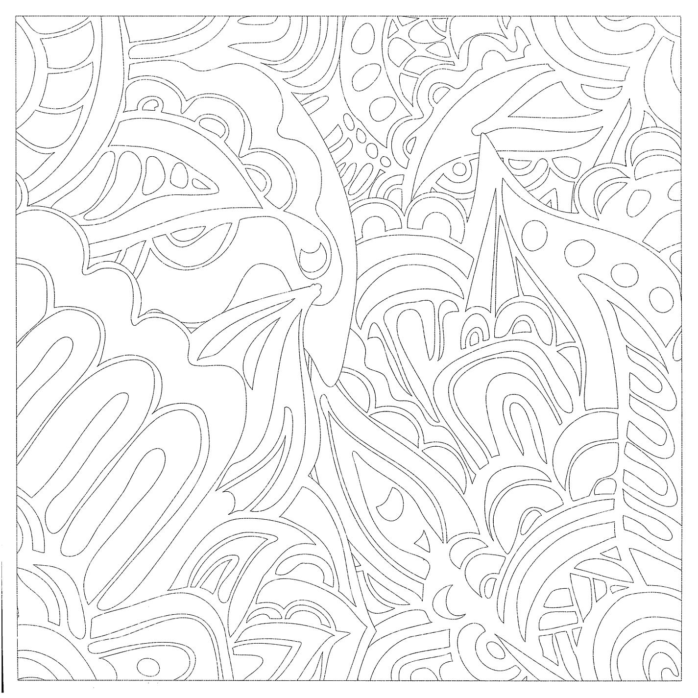 Anti stress colouring book asda - Serenity Colouring Book With Coloured Pencils Online At Johnlewis Com
