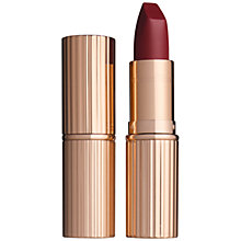Buy Charlotte Tilbury Matte Revolution Lipstick Online at johnlewis.com