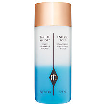 Buy Charlotte Tilbury Take It All Off Genius Eye Makeup Remover, 150ml Online at johnlewis.com