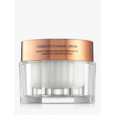 Charlotte Tilbury Charlotte's Magic Cream Treat & Transform Moisturiser SPF15
